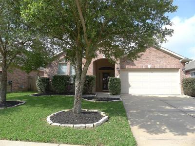 Katy Single Family Home For Sale: 25215 Melody Oaks Lane