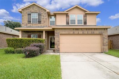 Tomball Single Family Home For Sale: 24622 Sandusky Drive