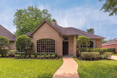 Sugar Land Single Family Home For Sale: 3866 W Wisteria Circle