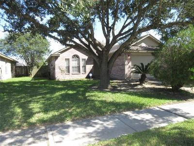 Houston TX Single Family Home For Sale: $154,900
