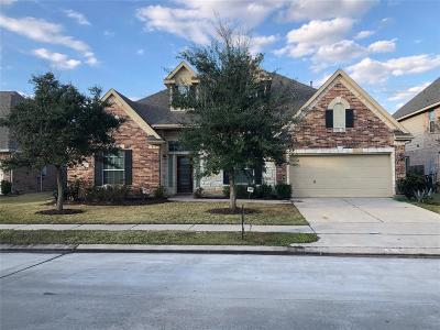 Pearland Single Family Home For Sale: 3207 Brentwood Lane
