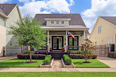 Houston Single Family Home For Sale: 1509 Lawson Street