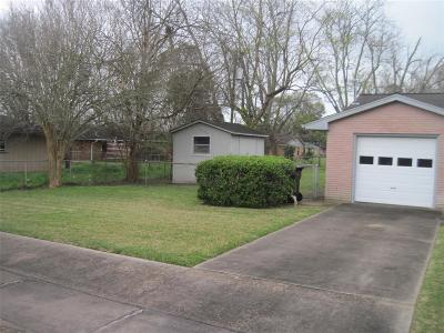 Brazoria Single Family Home For Sale: 308 Lazy Lane