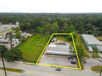 Houston Residential Lots & Land For Sale: 3337 Pinemont Drive