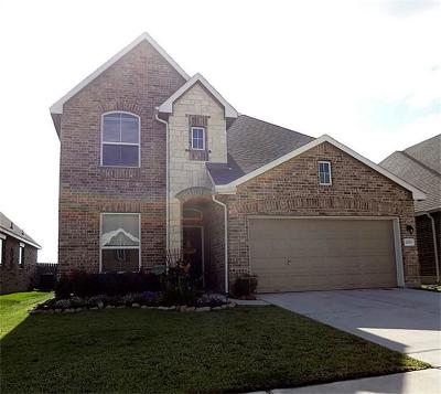 Spring Single Family Home For Sale: 21715 Morgan Park Drive
