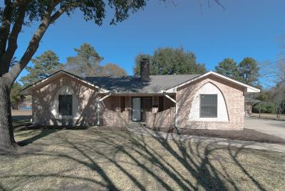 Tomball Single Family Home For Sale: 522 W Hufsmith Road