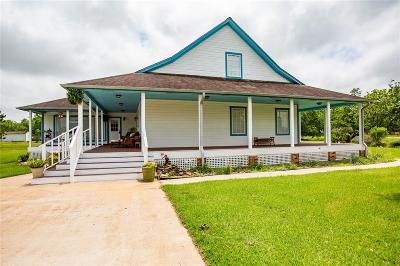Brazoria Single Family Home For Sale: 3017 County Road 415c