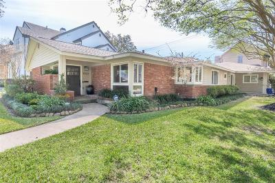Houston Single Family Home For Sale: 3531 Merrick Street