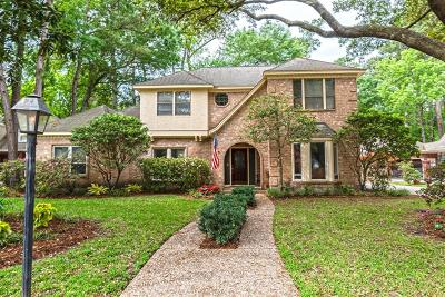 Houston TX Single Family Home For Sale: $315,000