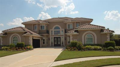 Katy Single Family Home For Sale: 2002 Legends Way