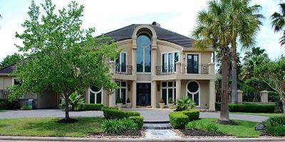 Houston Single Family Home For Sale: 2814 Cedar Woods Place