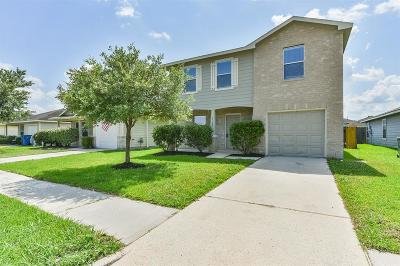 Humble Single Family Home For Sale: 21235 Wortham Oaks Drive