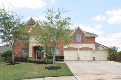 Humble Single Family Home For Sale: 14835 Vesper Lake Court