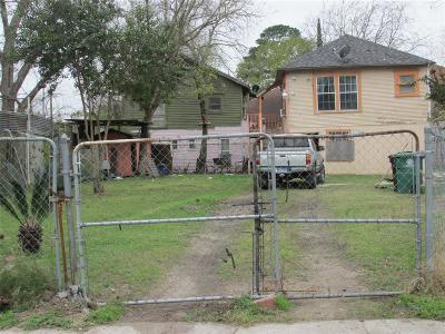 Houston Single Family Home For Sale: 2007 Cochran Street