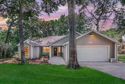 Willis Single Family Home For Sale: 10127 Valley Drive