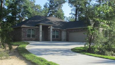 Willis Single Family Home For Sale: 2012 Deer Haven Circle