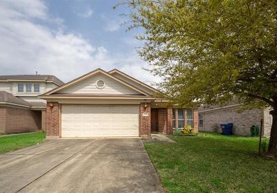 Houston Single Family Home For Sale: 2806 Lofty Elm Street