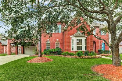 Friendswood Single Family Home For Sale: 3108 Autumn Harvest Drive
