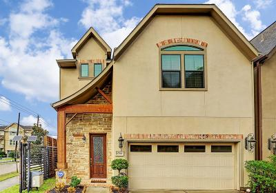 Houston Single Family Home For Sale: 5751 Larkin Street