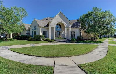 Houston Single Family Home For Sale: 13111 Shermons Pond