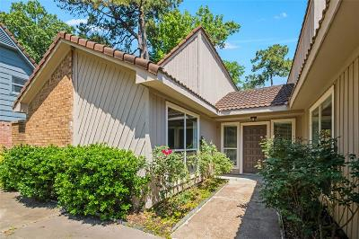 Houston Single Family Home For Sale: 3623 Hill Springs Drive