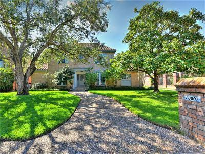 Katy Single Family Home For Sale: 20607 Laverton Drive