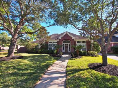 Katy Single Family Home For Sale: 4507 Branchmead Ct