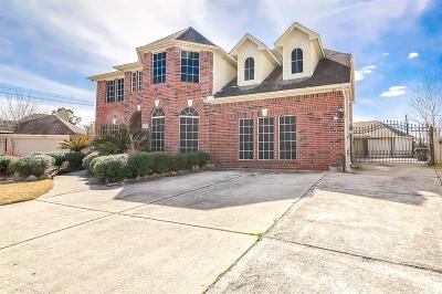 Sugar Land Single Family Home For Sale: 2603 W Lake Drive