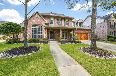 Cinco Ranch Single Family Home For Sale: 22630 Westbrook Cinco Lane