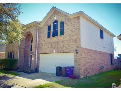 Dickinson Single Family Home For Sale: 3020 Meadow Bay Drive