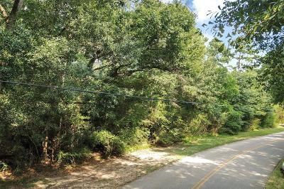 Cypress Residential Lots & Land For Sale: 13110 Maxwell Road