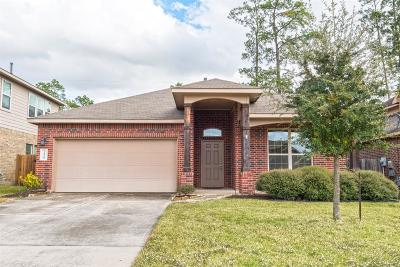 Tomball Single Family Home For Sale: 24510 Sandusky Drive