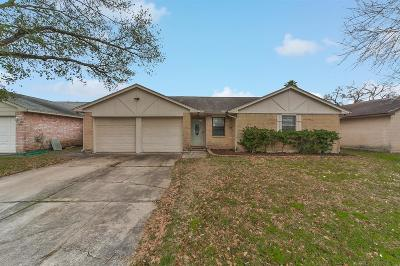 Harris County Single Family Home For Sale: 10115 Rocky Hollow Road
