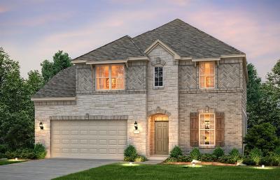 Katy Single Family Home For Sale: 5234 Gerent Lane