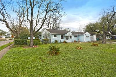 Houston Single Family Home For Sale: 1316 Zora Street