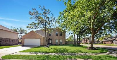 Galveston County, Harris County Single Family Home For Sale: 14202 Redbud Valley Trail