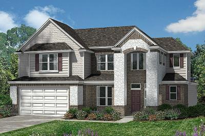 Magnolia Single Family Home For Sale: 8759 Stoney Brook Lane