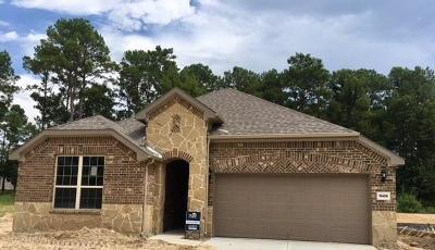 Tomball TX Single Family Home For Sale: $271,180