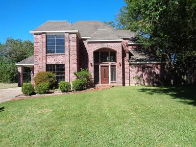 Houston Single Family Home For Sale: 4006 Black Locust Drive