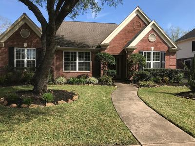 Houston Single Family Home For Sale: 12826 Magnolia Leaf Street