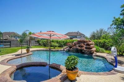 Katy Single Family Home For Sale: 2211 Dorman Court