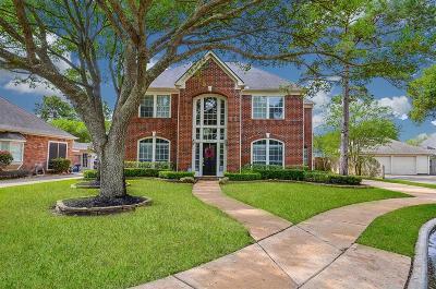 Katy Single Family Home For Sale: 23207 Cinco Park Place Court