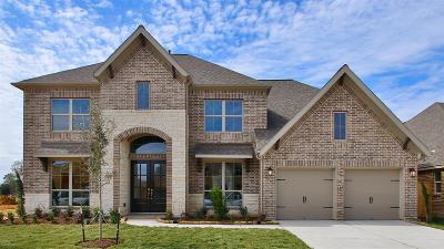 Tomball Single Family Home For Sale: 25126 Pinebrook Grove Lane