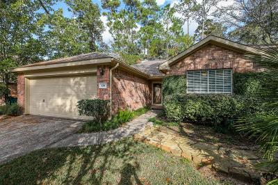 Conroe Single Family Home For Sale: 159 W Russet Grove Circle
