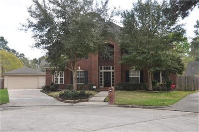 Kingwood Single Family Home For Sale: 3003 Greenwood Glen Drive