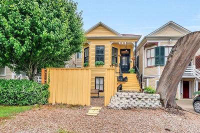 Galveston Rental For Rent: 1111 Market Street #1