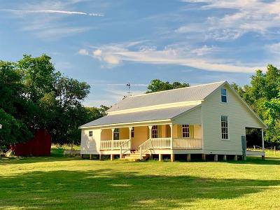 Lavaca County Country Home/Acreage For Sale: 171 Cr 227 Road