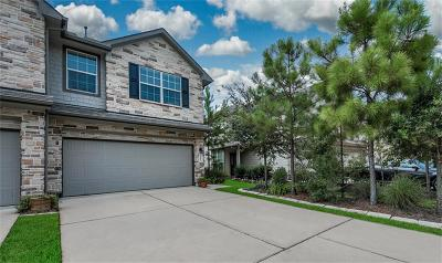 The Woodlands Condo/Townhouse For Sale: 287 Bloomhill Place