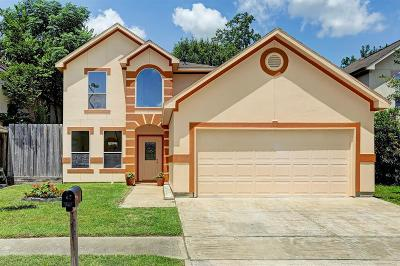 Houston Single Family Home For Sale: 7511 Woodland Gate Drive