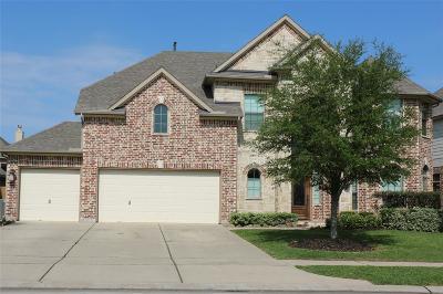 Rosenberg Single Family Home For Sale: 1418 Bell Ridge Lane